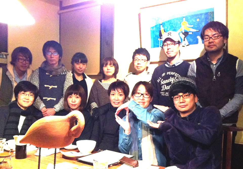 Cleaningday Tokushima イベント会議。