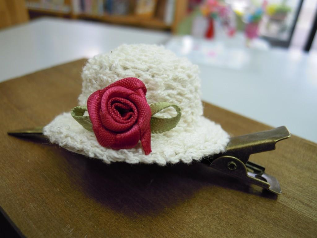 ミニ帽子②